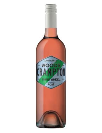Woods Crampton Barossa Valley Rose 2016 (12b)