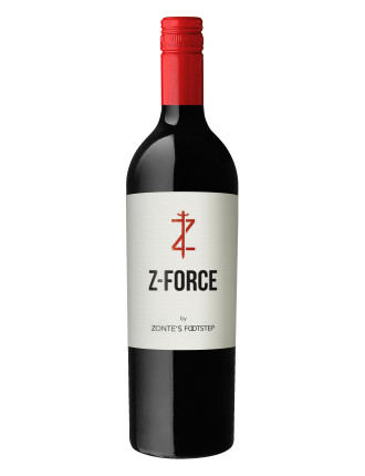 Zonte'S Footstep Z-Force Shiraz Petite Sirah 2013 (6b)