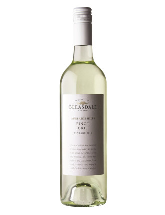 Bleasdale Adelaide Hills Pinot Gris 2015 (6 Bottles)