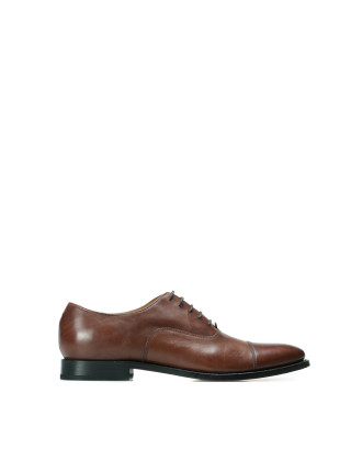 Modern Cap Toe Oxford