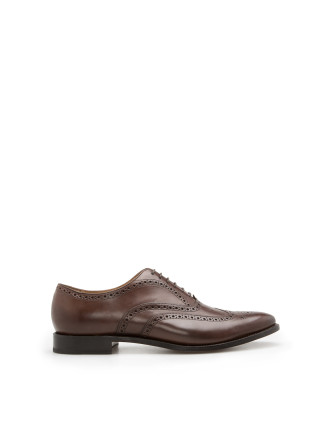 Tyler Leather Brogue