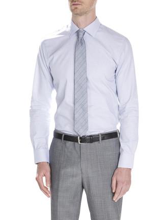 Modern Italian Jacquard Spot Shirt