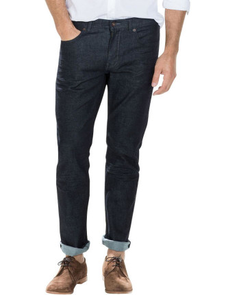 Regular Dark Indigo Jean