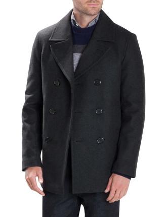 Modern Pea Coat