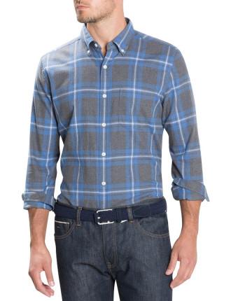 Bold Plaid Shirt