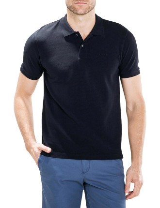 Cotton Pique Classic Fit Polo