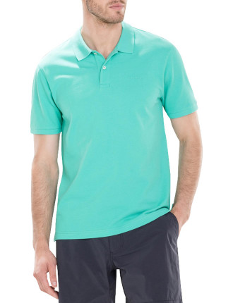 Cotton Pique Classic Fit Polo Shirt