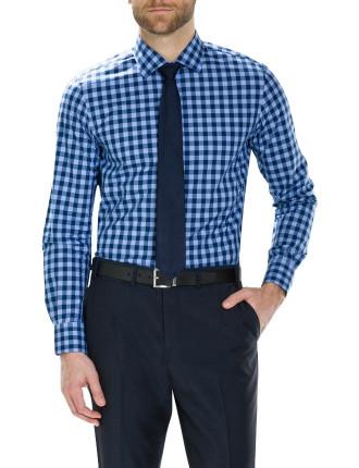 Modern Bold Gingham Shirt