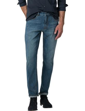 Light Vintage Washed Regular Jean