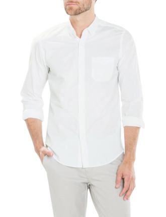 Grid Textured Shirt