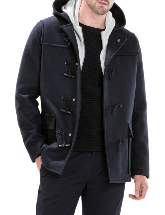 Modern Duffel Coat