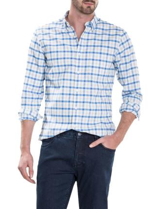 Tonal Double Check Shirt