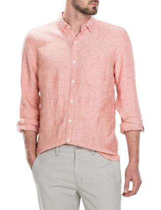 Classic Delave Linen Shirt