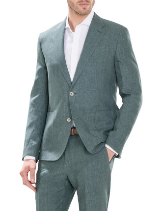 Délavé Linen Textured Blazer