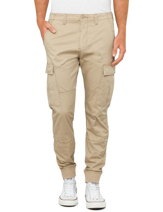Spencer Project Dillon 2.0 Pant Tan