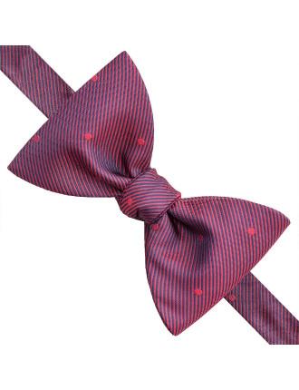 Reynard Spot Bow Tie