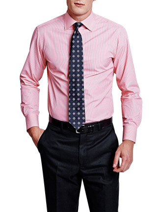 Slimfit Abel Striped Buttoncuff Shirt