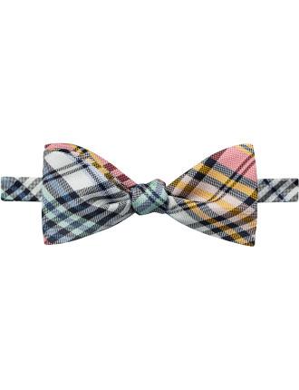 Vita Check Bow Tie