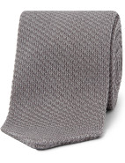 6cm Cotton Knit Tie $159.50