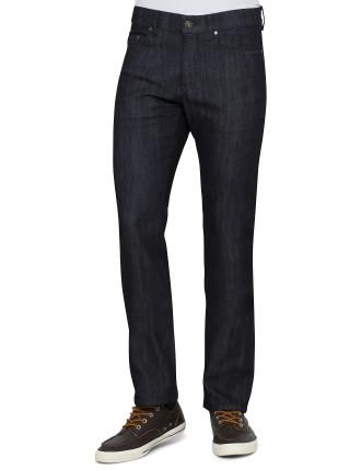 Denim 5 Pocket Jean
