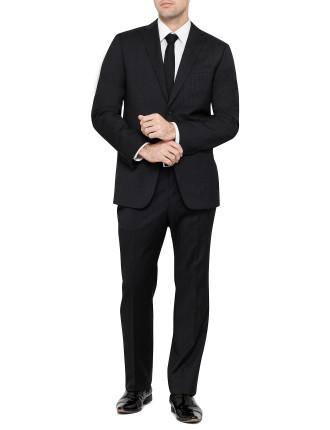 Tonal Stripe Suit