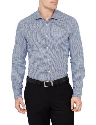 Jaquard Stripe Shirt
