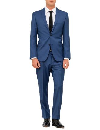 Wool Textured Suit