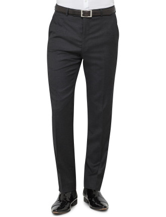 Fl Fr Wool Serge Plain Explorer Trouser