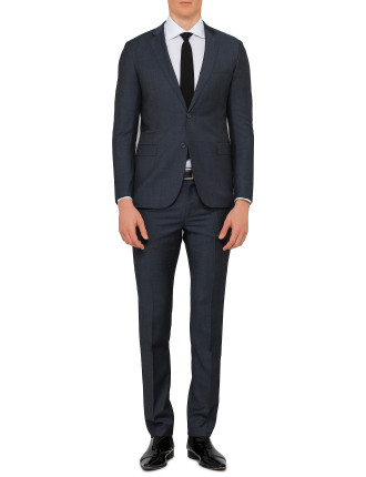 Sb Sb Cv Wool Serge Plain Ticket Suit