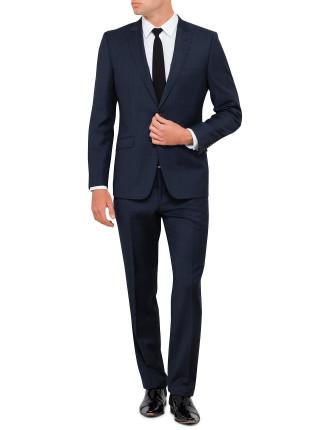 Carson Check Suit
