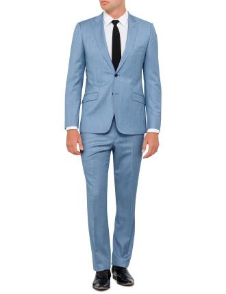 Carson Textured Suit