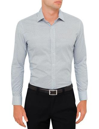 Harry Houndstooth Shirt