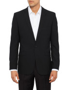 Nathan Black Suit Jacket $139.30