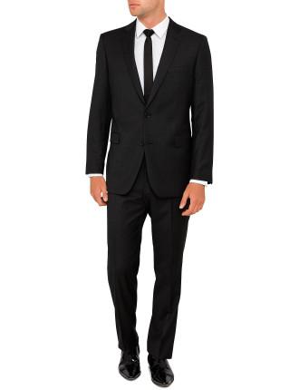 Wool Herrngbne Suit