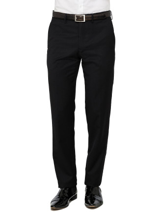 Wool Sharkskin Trouser