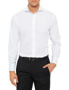 Contrast French Cuff Shirt $119.50