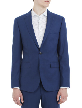 Sharkskin Plain Jacket