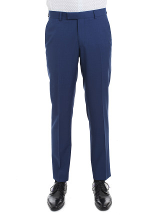 Sharkskin Plain Trouser