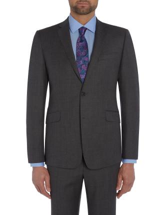 Sharkskin Suit Jacket