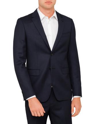 Textured Birdseye Jacket