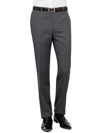 Textured Plain Travel Trouser