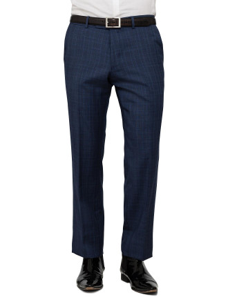 Sharkskin Check Trouser