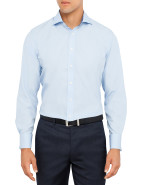 Contrast French Cuff Shirt $71.70