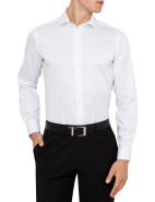 Nest Poplin Plain Shirt $149.00
