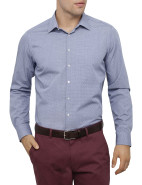 Cotton Dobby Fly Front Shirt $79.95