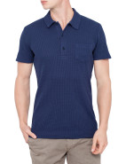 Cotton Jersey Polo $129.00