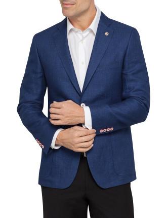Linen 1/2 Line Jacket