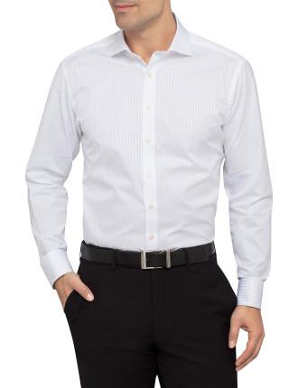 Satin Stripe Shirt