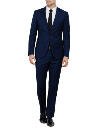 Plain Notch Suit