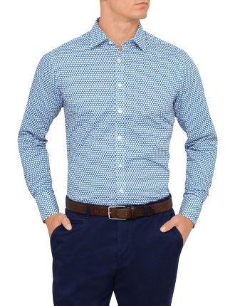 Simon Carter Large Spot Print Shirt